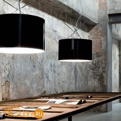 Подвесной светильник Flos Ray S Black F5931030