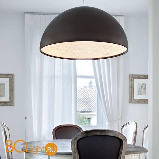 Подвесной светильник Flos Skygarden 2 ECO Glossy black F6421030