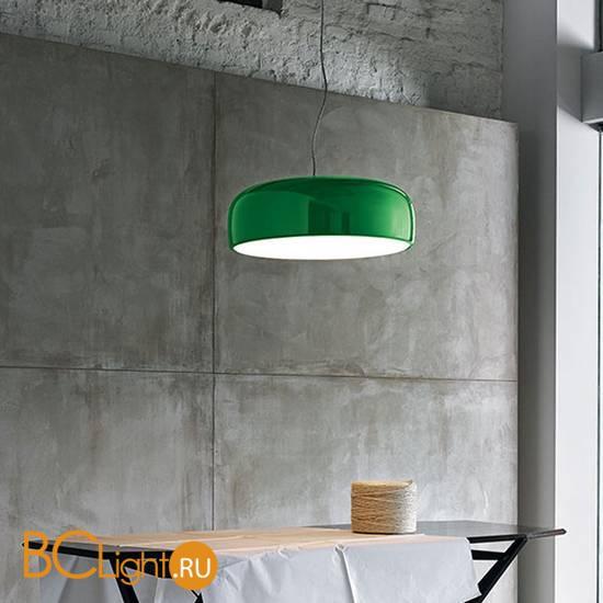 Подвесной светильник Flos Smithfield F1371039 - Green