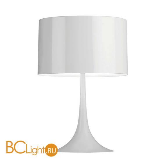 Настольная лампа Flos Spun Light T1 Shiny white F6610009