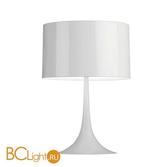 Настольная лампа Flos Spun Light T2 Shiny white F6611009