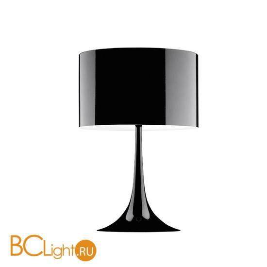 Настольная лампа Flos Spun Light T2 Shiny black F6611030