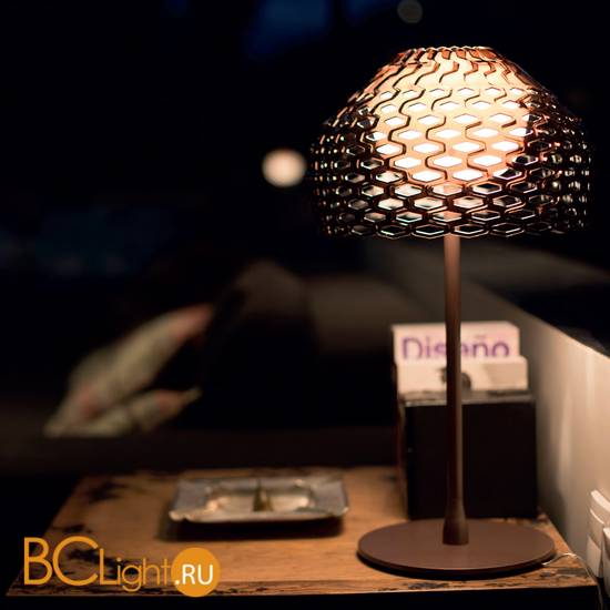 Настольная лампа Flos Tatou Ochre-grey F7761048