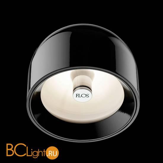 Спот (точечный светильник) Flos Wan C/W Black F9550030