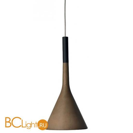 Подвесной светильник Foscarini Aplomb mini marrone 195027R1-52
