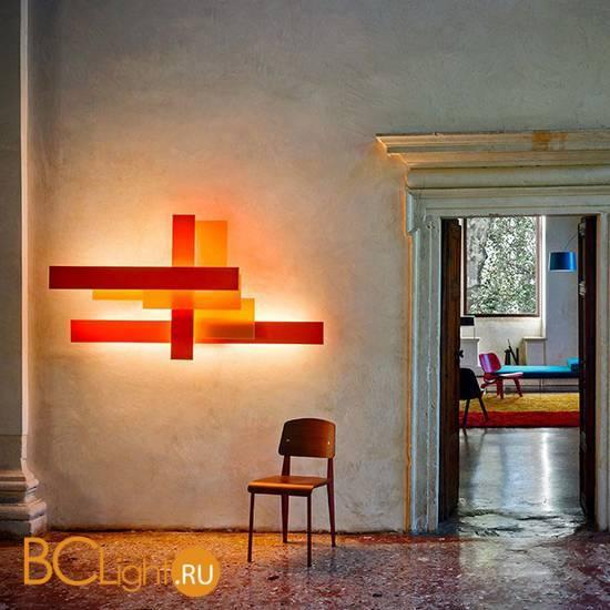 Настенный светильник Foscarini Fields 174005 63