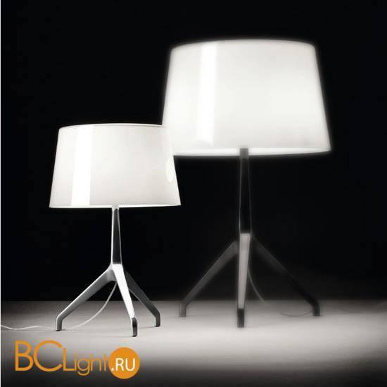 Настольная лампа Foscarini Lumiere XXS Alluminium/White 1910012A 11