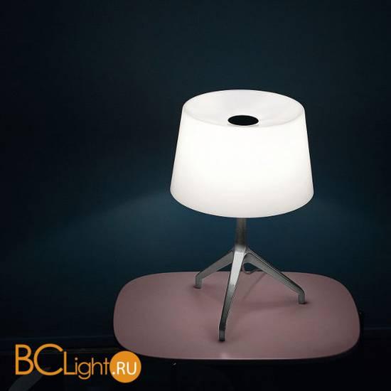 Настольная лампа Foscarini Lumiere XXL Chrome black/White 191001C 11
