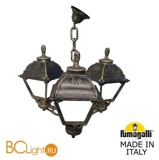 Уличный подвесной светильник Fumagalli Cefa U23.120.S30.BYF1R