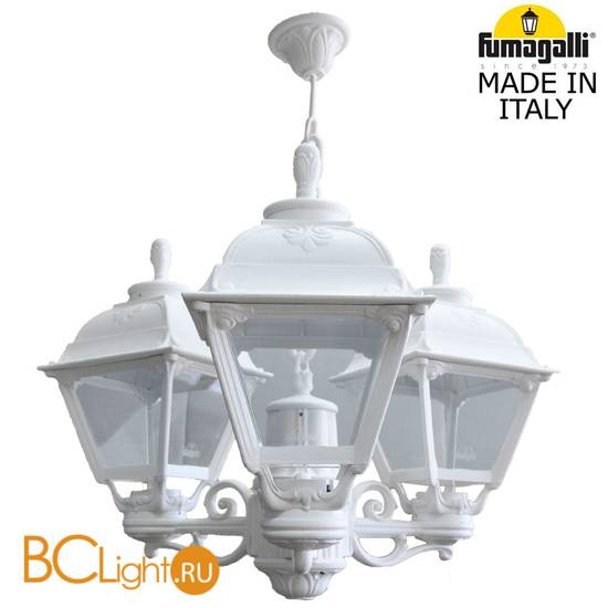 Уличный подвесной светильник Fumagalli Cefa U23.120.S30.WXF1R