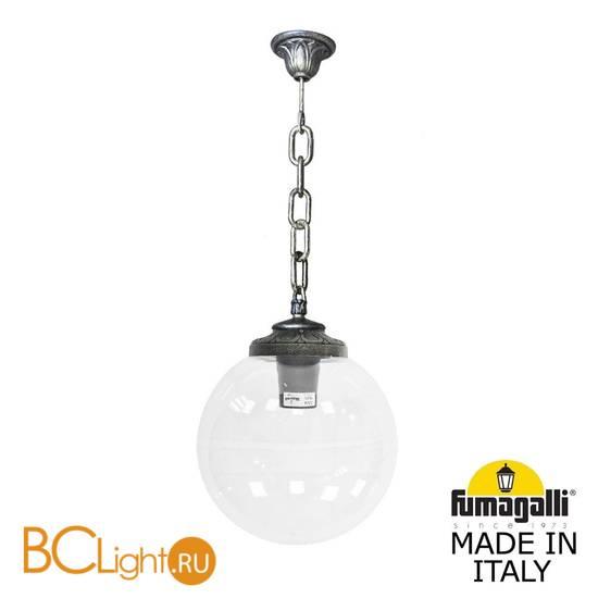 Уличный подвесной светильник Fumagalli Globe 300 G30.120.000.BXE27