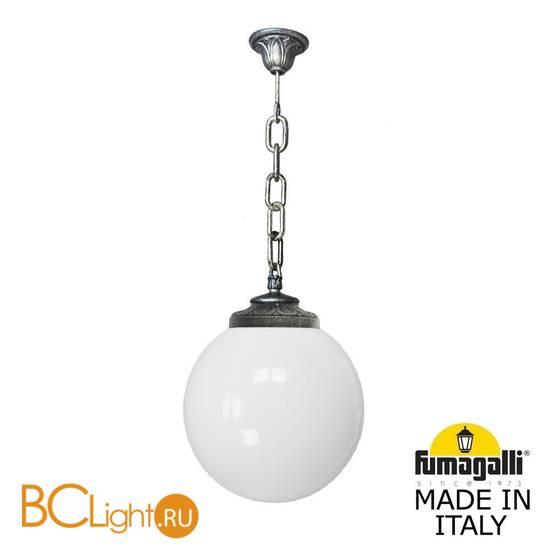 Уличный подвесной светильник Fumagalli Globe 300 G30.120.000.BYE27
