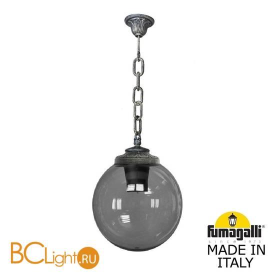 Уличный подвесной светильник Fumagalli Globe 300 G30.120.000.BZE27