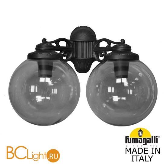 Уличный настенный светильник Fumagalli Globe 300 G30.141.000.AZE27DN