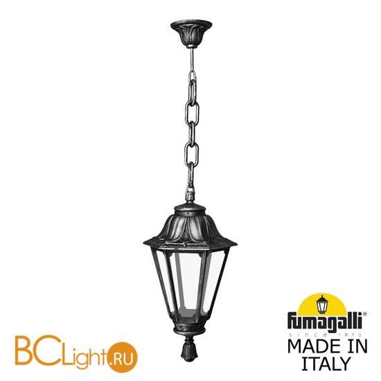 Уличный подвесной светильник Fumagalli Rut E26.120.000.BXF1R