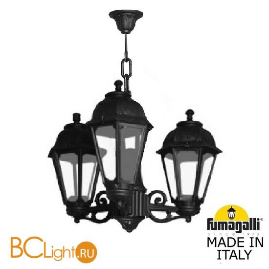 Уличный подвесной светильник Fumagalli Saba K22.120.S30.AYF1R