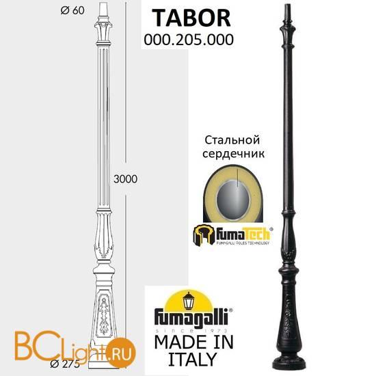 Фонарный столб Fumagalli Tabor 000.205.000.A0