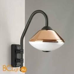 Настенный уличный светильник Garden Light Circle 96091/CU NE