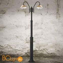 Садово-парковый фонарь Garden Light Circle 96099/2L/CU NE