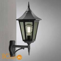 Настенный уличный светильник Garden Light Esagonale 94070/C NE