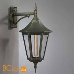 Настенный уличный светильник Garden Light Esagonale 94071/C SO