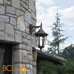 Настенный уличный светильник Garden Light Esagonale 94021/C RB