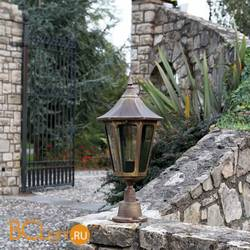 Садово-парковый фонарь Garden Light Esagonale 94023 RB