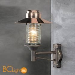 Настенный светильник Garden Light futura cuprum 95010 CU RB