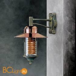 Настенный светильник Garden Light futura cuprum 95011 CU SO