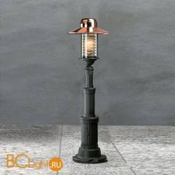 Садово-парковый фонарь Garden Light futura cuprum 95016/1000/CU CF