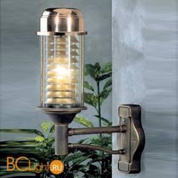 Настенный светильник Garden Light futura 2 cuprum 95030/CU RB