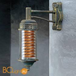 Настенный светильник Garden Light futura 2 cuprum 95031/CU SO