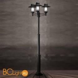 Садово-парковый фонарь Garden Light Futura 95019/3L NE