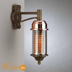 Настенный уличный светильник Garden Light Futura 95031/CU RB