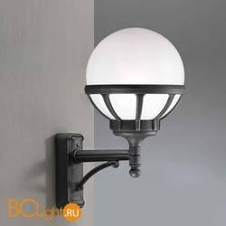 Настенный уличный светильник Garden Light Globo 94040/C NE
