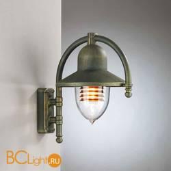 Настенный уличный светильник Garden Light Porto 94060/C SO