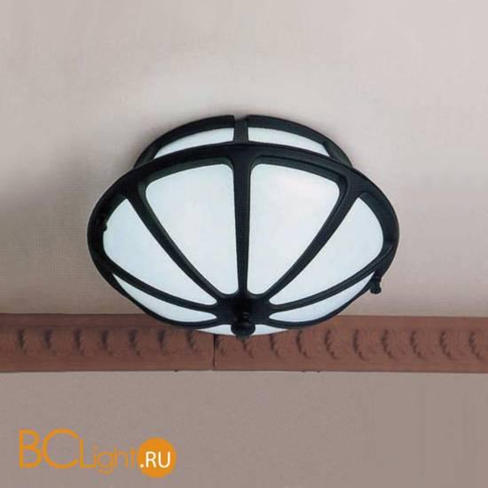 Уличный настенно-потолочный светильник Garden Light Tondo tondo 94010 NE