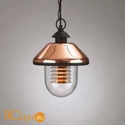 Уличный подвесной светильник Garden Light Vecchio Rame 94032/CU/R NE
