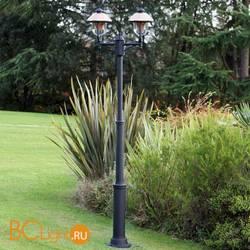 Садово-парковый фонарь Garden Light Vecchio Rame 94039/2L/CU NE