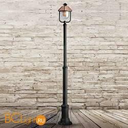 Садово-парковый фонарь Garden Light Vecchio Rame 94036/CU NE