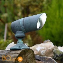 Уличный настенный светильник Garden Zone Bronze GZ/BRONZE2 + GZ/BRONZE FLG B
