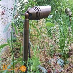 Садово-парковый фонарь Garden Zone Bronze GZ/BRONZE5 + GZ/BRNZE POLE A