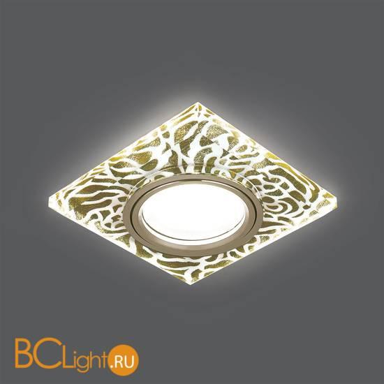 Встраиваемый светильник Gauss Backlight BL063