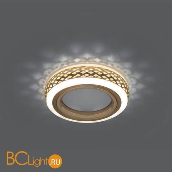 Встраиваемый светильник Gauss Backlight BL084