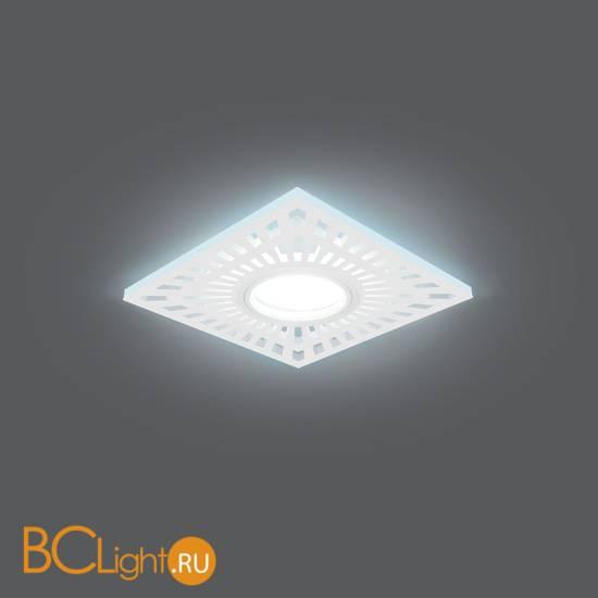 Встраиваемый светильник Gauss Backlight BL128