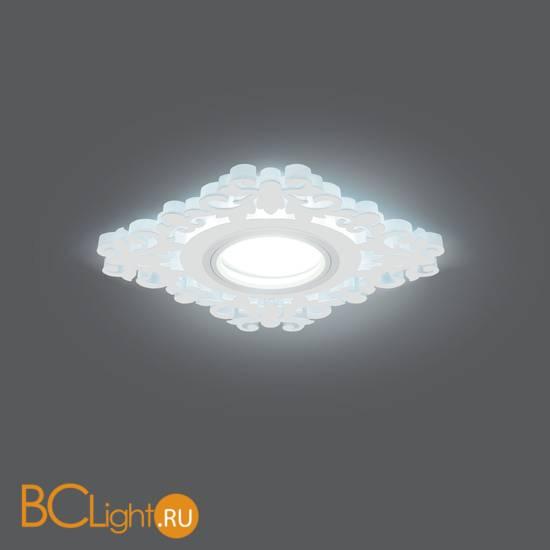 Встраиваемый светильник Gauss Backlight BL130