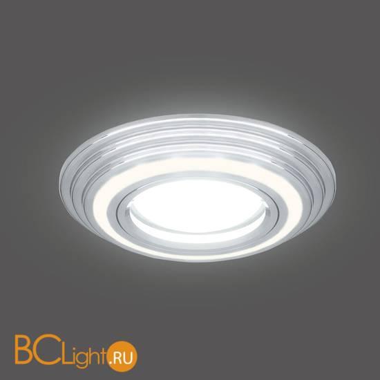 Встраиваемый светильник Gauss Backlight BL138
