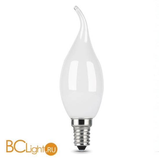 Лампа Gauss LED Elementary Свеча на ветру 6W E14 450lm 4100K 34126