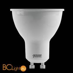 Лампа Gauss LED Elementary MR16 GU10 7W 530lm 3000К 13617