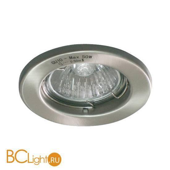 Встраиваемый спот (точечный светильник) Globo Down lights 12100-3
